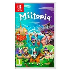 NINTENDO-NS-J MIITOPIA