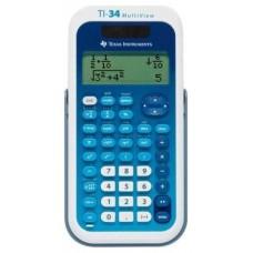TXI-CALCULADORA TI-34 MUL