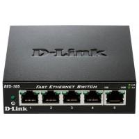 SWITCH DLINK DES-105