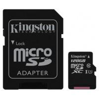 MEMORIA KINGSTONICROSD 128GB SDCS/128GB