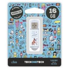 PENDRIVE TECH1TECH-QVMP 16GB
